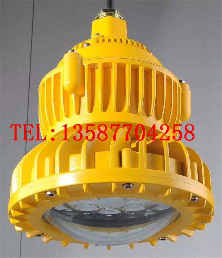 원형 격 터질 형 면제 LED 방폭 등 유지 야외 방폭 LED 조명등 20W30W40W50W60W70W