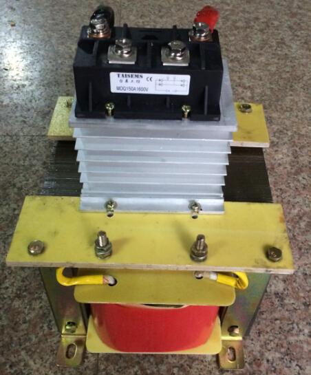 специални моторни монофазна трансформатор BKZ-5.5KVA/KW380V ac DC90V вашингтон мед