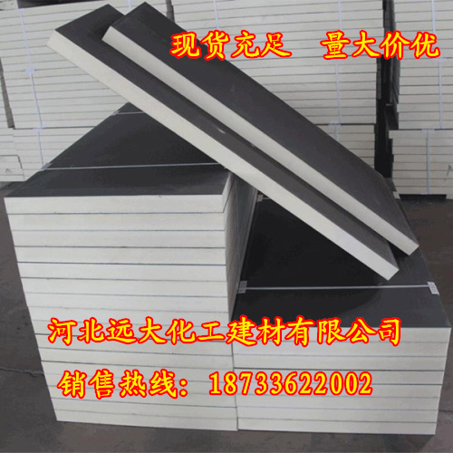 Domestic and outdoor wall, roof insulation material, insulation board, insulation board, flame retardant rigid foam polyurethane composite board