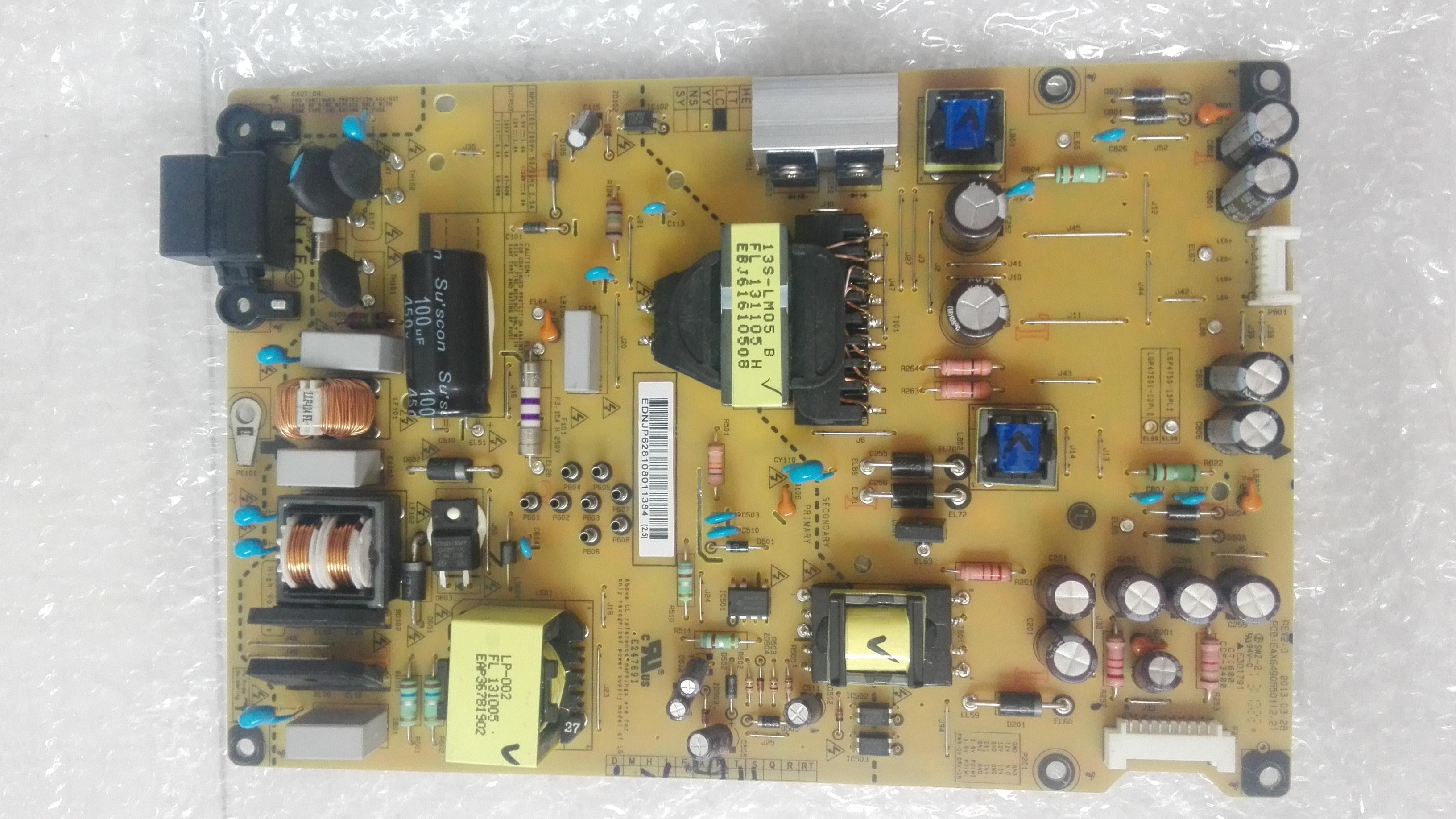 LG47LA519C-CC47 - Zoll - LCD - flachbild - fernseher Power Boost - hochdruck - hintergrundbeleuchtung konstantstrom - Vorstand LY2679
