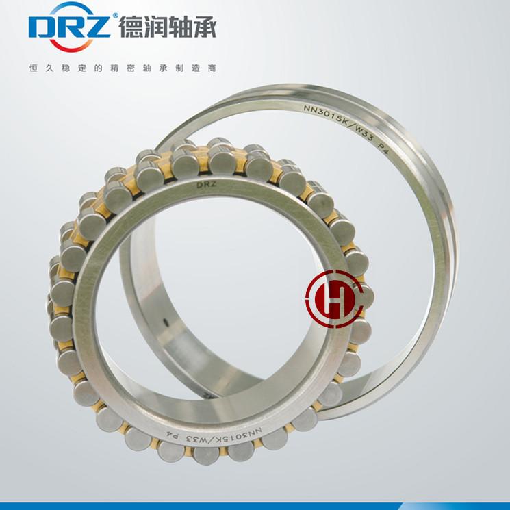 DRZNN3024K / W33P5 Luoyang Derun máquinas herramienta de alta precisión doble eje rodamientos de rodillos cilíndricos