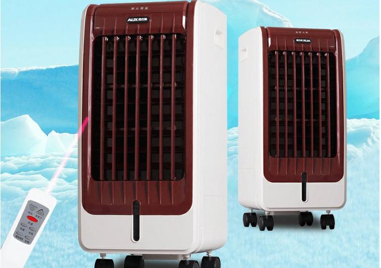 oakes chladný vzduch klimatizace vějíř, jde sem chlad zboží pro domácnost na dálkové ovládání stroje na chlazení kapalinou 暖风 fanynka malé klimatizaci.
