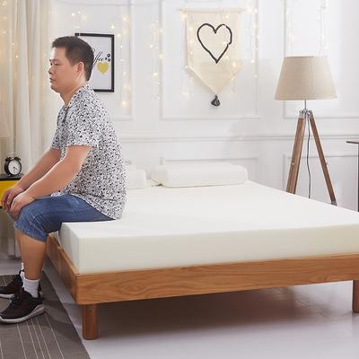 高密度加硬海绵垫记忆棉榻榻米床垫子1.5m1.8m床学生宿舍垫被定制