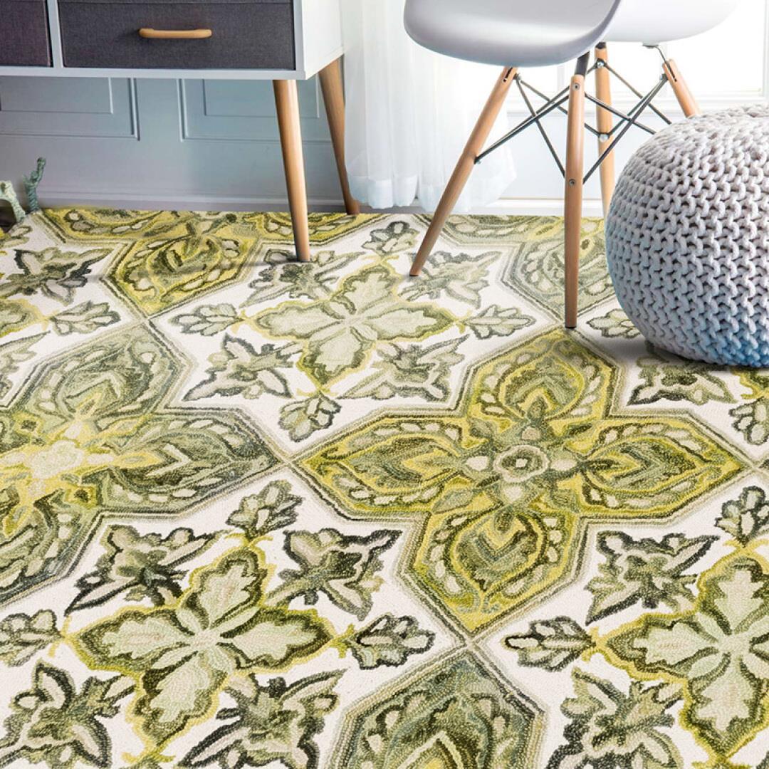La alfombra de lana y la Sala dormitorio alfombra alfombra el manual americano la manta SAMBA-0 té