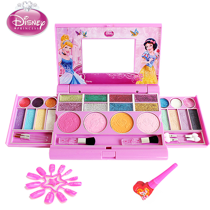 Disney Princess Your Own Makeup Box Cosmetic Set Mugeek