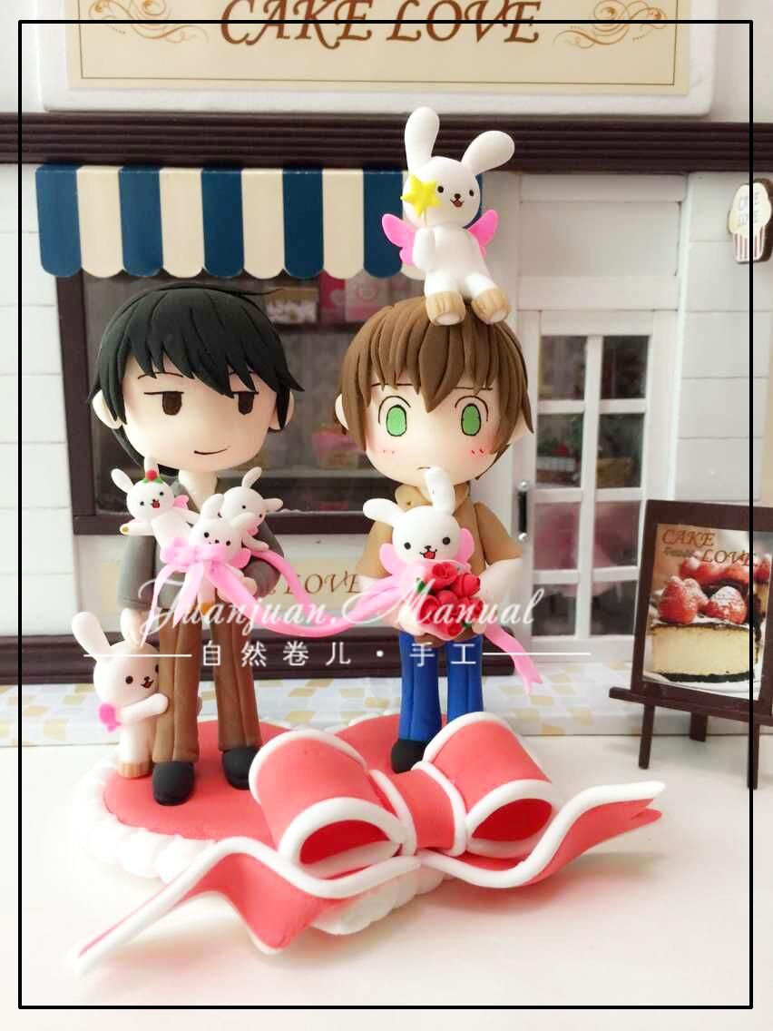 Sekai ichi Hatsukoi Onodera Ritsu no Baai Kisa Syouta X Yukina Kou Figure Doll