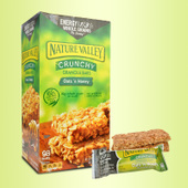 Nature Valley Bars,  2016g