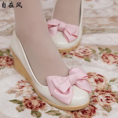 自在风女鞋oL工作鞋学生鞋 2