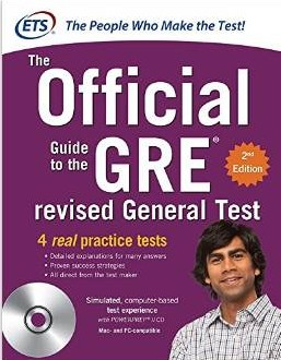 9780071791236The Official Guide To The Revised GRE