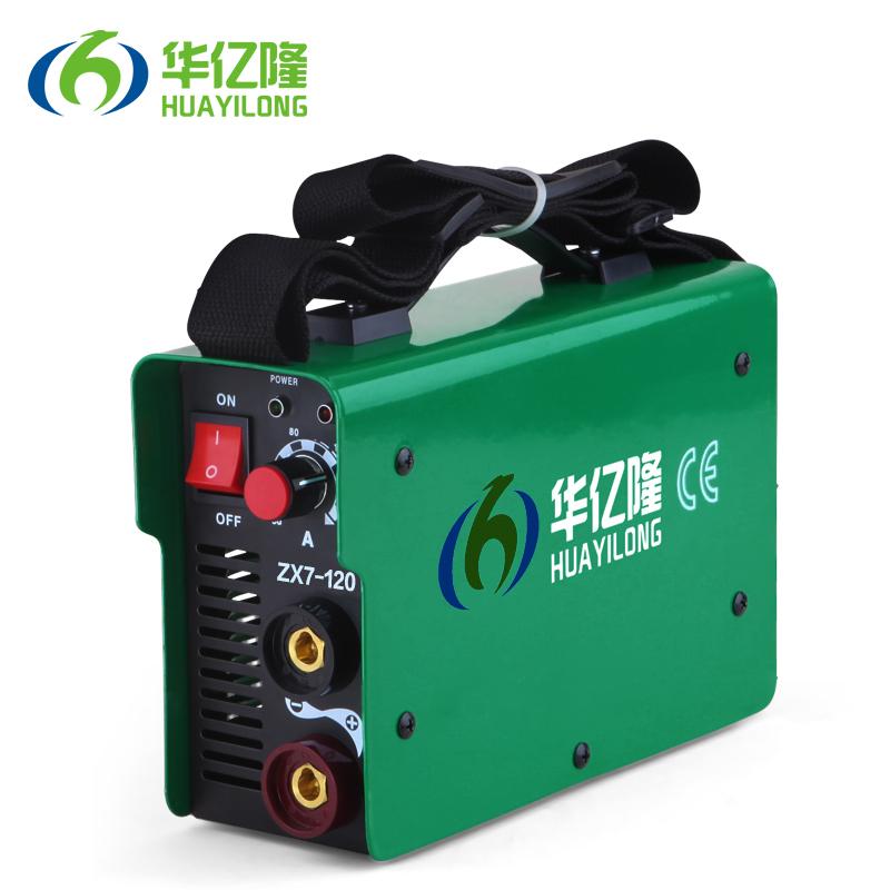 X7-120 电焊机小型手提逆变直流手工弧电焊机家用两用焊机价格:图片