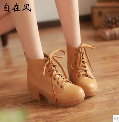 自在风女鞋oL工作鞋学生鞋 4