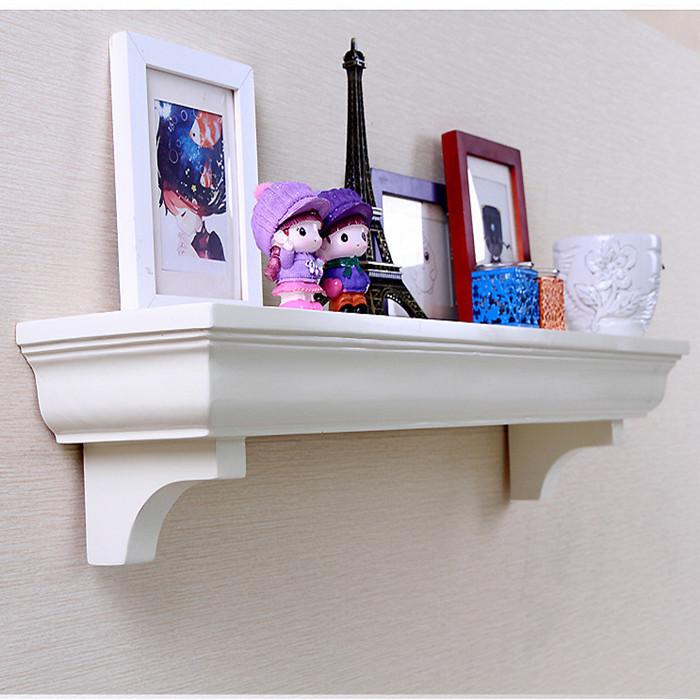 物架背景墙装饰层板书架