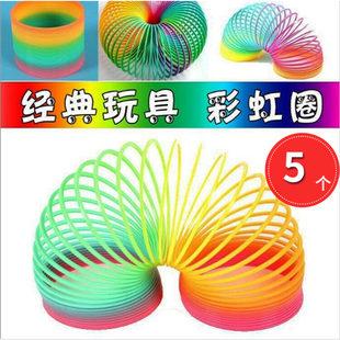 Геморрой круг ребенок головоломка красочный круг эластичность ребенок геморрой музыка магия производительность игрушка младенец радуга круг