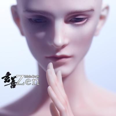 taobao agent GRANADO-o Saffron o-Zen Xuan Shan body New 70 uncle thin body BJD uncle body general uncle size