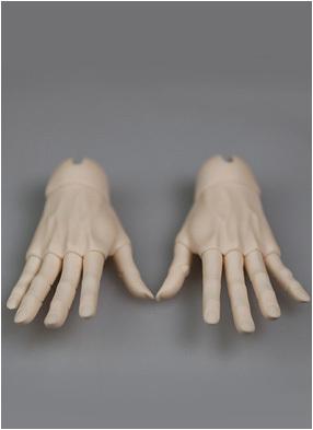 taobao agent [Ghost Deed Human Type] Herculean75CM Uncle's Jointed Hands