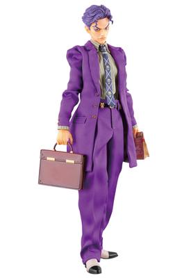 taobao agent ▋Ni clothing shop ▋Jojo's Bizarre Adventure Part 4 Kira Yoshikage COS clothing customization