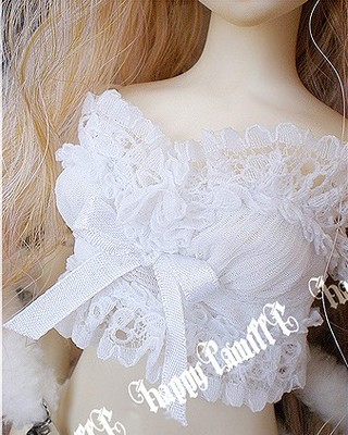 taobao agent BJD/SD 4 points 3 points doll clothes/baby clothes elegant lace underwear 1/4 1/3 black and white selection