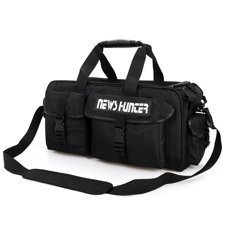 Vai duy nhất kỹ thuật số SLR túi máy ảnh xách tay công suất lớn máy ảnh chuyên nghiệp túi du lịch ngoài trời túi máy ảnh vai túi