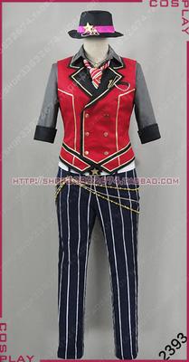 taobao agent 2393 Cosplay Costume Idol Dream Festival Hyuga's childhood sweetheart Masao Yishang New