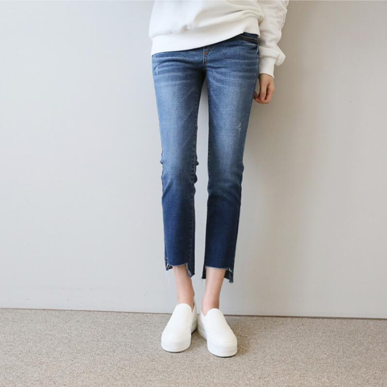轻松运动孕妇裤,舒适随新时尚风!