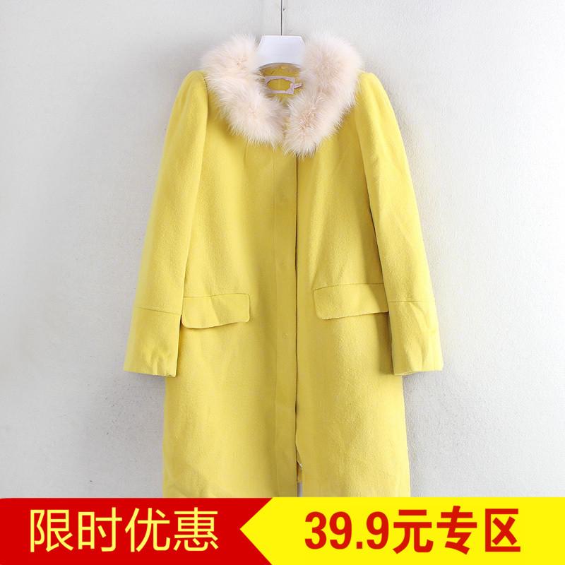Red loạt thương hiệu giảm giá cắt nhãn mùa thu phụ nữ mới của Hàn Quốc thời trang hoang dã màu tinh khiết áo len C5960