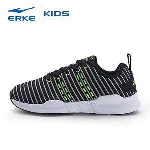 Trẻ em giày lớn trẻ em Hongxing Erke sâu bướm trẻ em của giày mới mùa xuân và mùa thu chàng trai trẻ em và thanh thiếu niên 2018