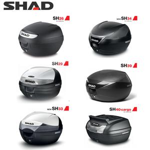 SHAD Xiade xe gắn máy đuôi hộp GW250 phổ lớn và kích thước trung bình thân 29 33 39 40 48 trở lại hộp