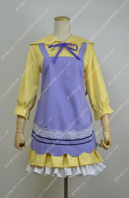 taobao agent COSPLAY costume blueberry cherry south and north group Luo Tianyi