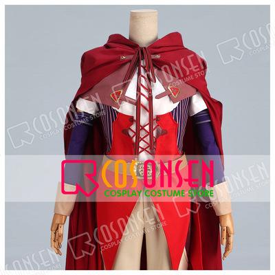 taobao agent Cosonsen IDOLiSH7 cos clothing dreamy fairy tale Aisaka Zhuang Wuyi fan cosplay costume custom