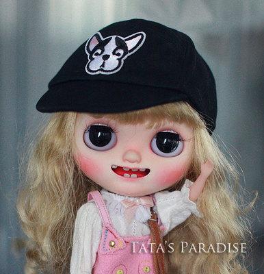 taobao agent blythe small boo baby clothes matching accessories mini caps hats bulldog baseball caps