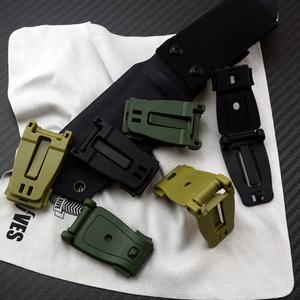 Công cụ đa năng công cụ còng tay bao kiếm clip khóa webbing lưu trữ khóa kết nối hệ thống MOLLE khóa cố định ba lô khóa