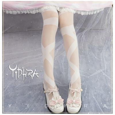 taobao agent Yidhra Dream Witch Original {No Rules}Reverberation Summer Lolita Stockings