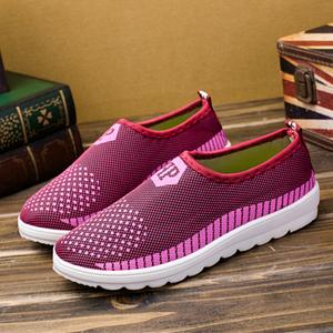 Cũ Bắc Kinh giày vải giày của phụ nữ giày thấp đặt chân mùa xuân và mùa thu đáy mềm trượt giày thể thao cũ giày đi bộ của nam giới giày thường