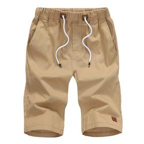 短裤男士夏季休闲五分裤中裤大裤衩沙滩裤