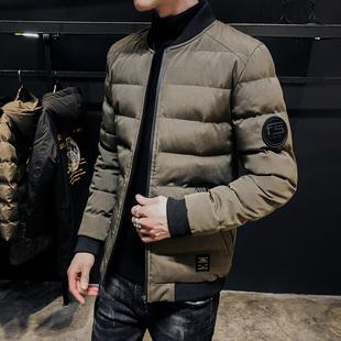 英格拉外套男士棉衣加厚棉袄冬天男装