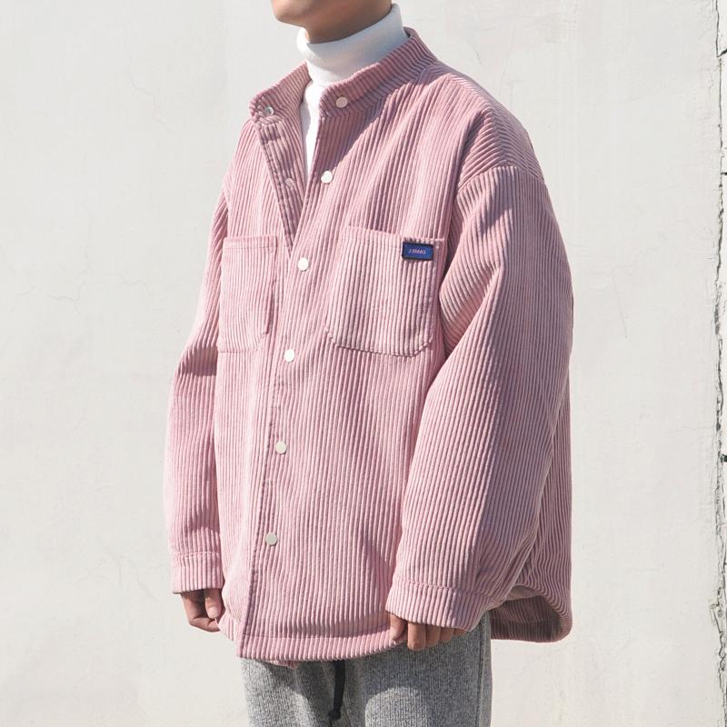 MR Swag da đỏ vải to sợi cổ áo cổ áo cho nam giới và phụ nữ đơn giản vài chiếc áo khoác dày chân hàng hóa