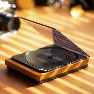 Сайтрен Сайтарин, компакт-диск игрок ретро лихорадка Hi-Fi запись синяя машина зуб портативный Альбомы портативный Слушать
