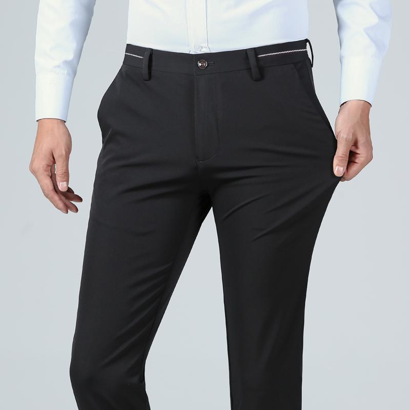 春季新款男士休闲西裤裤