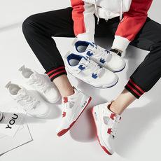 2018春季新款白色运动鞋男鞋300KZ