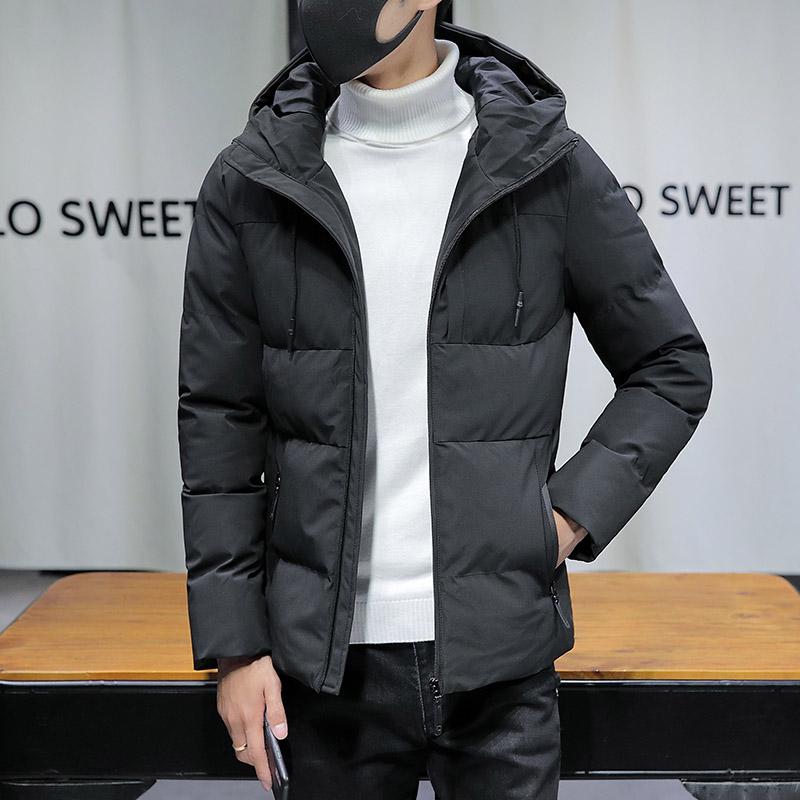 棉衣男士冬季外套男2019新款棉服加厚