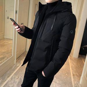 男士棉袄短款外套加厚棉服男款潮流修身青中年棉衣男学生韩版冬季