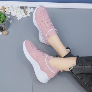 夏季新款韩版时尚原宿百搭跑步鞋女休闲