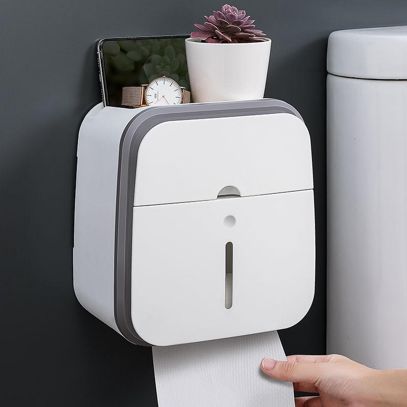 居家日用卫生间纸巾盒厕所卫生纸置物架