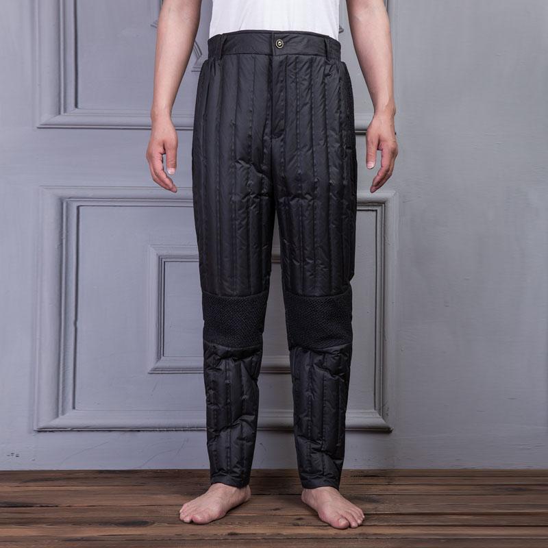 Ông già của xuống quần nam mặc ánh sáng và siêu nhẹ cộng với phân bón để tăng vịt trắng xuống trung niên đàn hồi eo lót giải phóng mặt bằng