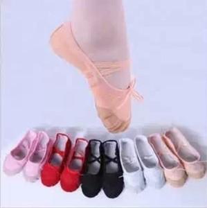 Trang phục trẻ em của tập thể dục giày mèo móng vuốt mềm múa dưới ba lê thể dục nhịp điệu thể dục dụng cụ giày yoga giày khiêu vũ giày hiển thị