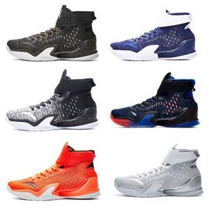 Anta giày bóng rổ là Thompson 3 thế hệ của thiên thần thành phố giày mới trò chơi thể thao giày người đàn ông KT3 khởi động