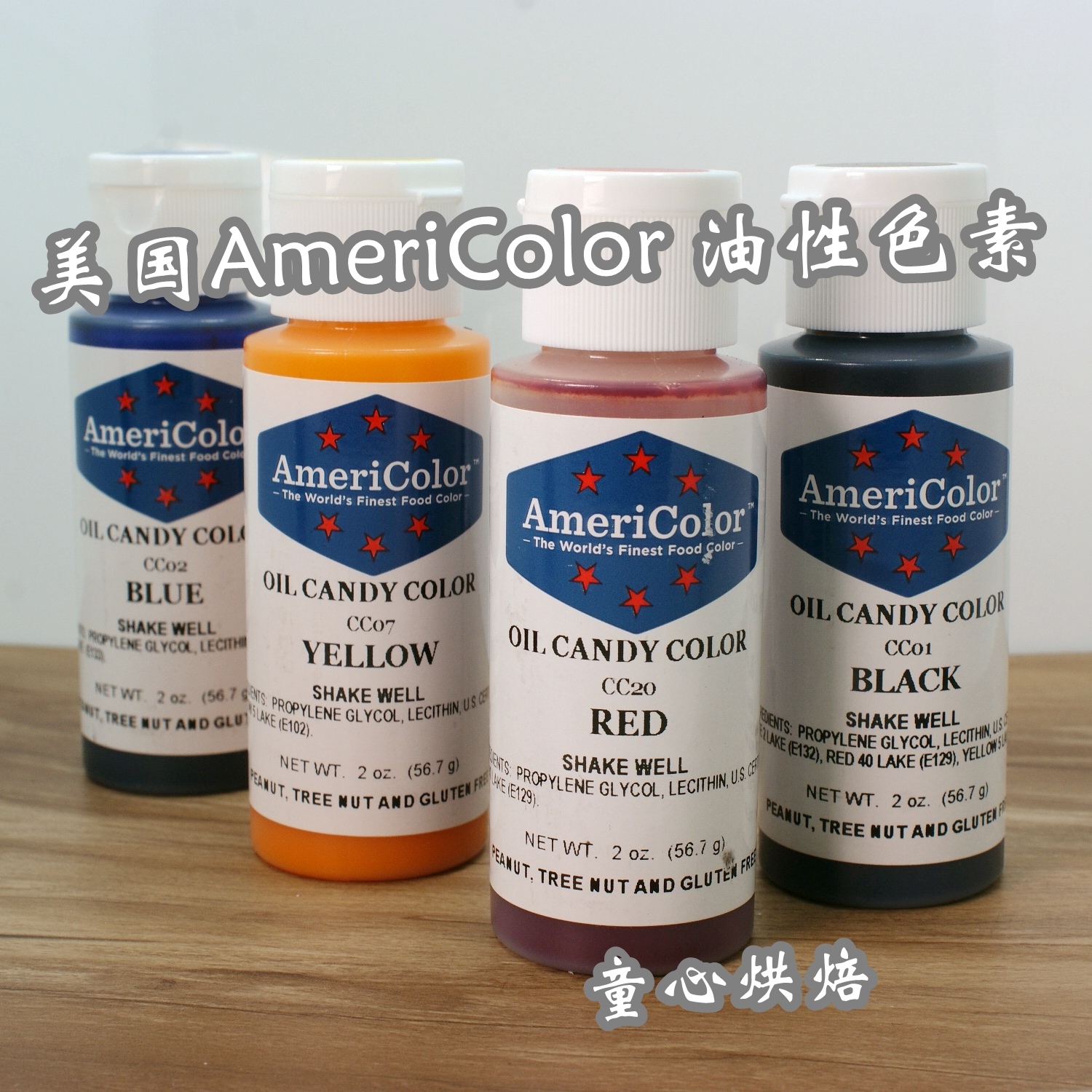 Best Americolor Oil Based Food Coloring Images - Coloring 2018 ...
