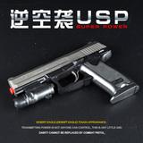 USP手动儿童可回膛对战水弹枪 卷后13.9元包邮