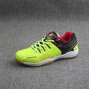 Giải phóng mặt bằng đặc biệt table tennis sneakers đào tạo toàn diện giày non-slip giày cầu lông giày