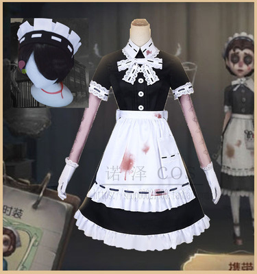 taobao agent Fifth personality cos suit doctor banquet maid doctor maid costume cosplay costume female